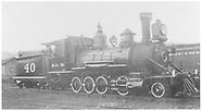 RD160 RGS Locomotive No. 40
