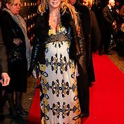 NLD/Amsterdam/20130109 - Filmpremiere Les Misarables, zwangere Melisa Schaufelli