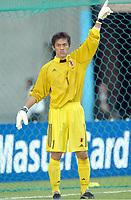 FOTBALL - CONFEDERATIONS CUP 2003 - GROUP A - 030618 - NEW ZEALAND v JAPAN - SEIGO NARAZAKI (JAP) - PHOTO STEPHANE MANTEY / DIGITALSPORT