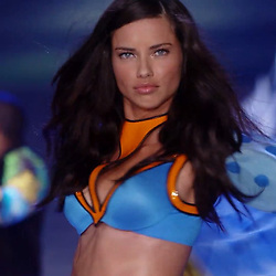 """Adriana Lima releases a photo on Instagram with the following caption: """"Dear Victoria,\nThank you for showing me the world, sharing your secrets, and most importantly not just giving me wings but teaching me to fly. \u2764\ufe0f to the best fans in the \ud83c\udf0e! Love, Adriana \ud83d\udc96"""". Photo Credit: Instagram *** No USA Distribution *** For Editorial Use Only *** Not to be Published in Books or Photo Books ***  Please note: Fees charged by the agency are for the agency's services only, and do not, nor are they intended to, convey to the user any ownership of Copyright or License in the material. The agency does not claim any ownership including but not limited to Copyright or License in the attached material. By publishing this material you expressly agree to indemnify and to hold the agency and its directors, shareholders and employees harmless from any loss, claims, damages, demands, expenses (including legal fees), or any causes of action or allegation against the agency arising out of or connected in any way with publication of the material."""