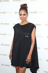 Halle Berry at The Final Pitch $1 Million Global Start Up Competition winners announcement from Chivas' The Venture at LADC Studios in Los Angeles, California on July 13, 2017. 14 Jul 2017 Pictured: Halle Berry. Photo credit: FS/MPI/Capital Pictures / MEGA TheMegaAgency.com +1 888 505 6342