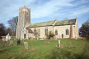Church of St. John the Baptist, Tunstall, Suffolk