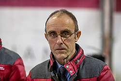 Keurinscommissie voorzitter, Stefaan De Smet<br /> BWP Hengsten Keuring - Lier 2020<br /> © Hippo Foto - Dirk Caremans<br /> 16/01/2020