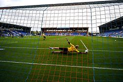 Anssi Jaakkola of Bristol Rovers warms up at Shrewsbury Town - Mandatory by-line: Robbie Stephenson/JMP - 20/10/2020 - FOOTBALL - Montgomery Waters Meadow - Shrewsbury, England - Shrewsbury Town v Bristol Rovers - Sky Bet League One
