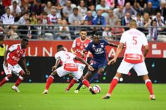 Reims vs Lyon 17 Aug 2018