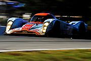 September 30-October 1, 2011: Petit Le Mans at Road Atlanta. 007 Adrian Fernandez, Harold Primat, Stefan Mucke, AMR/Lola Coupe, Aston Martin Racing