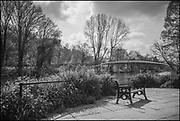 Maidenhead, Berkshire, United Kingdom, Wednesday, 21/04/2021, General View,  Taplow Bridge, Ray Mill Island,  River Thames, Thames Valley, [Mandatory Credit; Pete Spurrier],