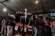 Presentazione degli artisti zapatisti partecipanti del CompArte