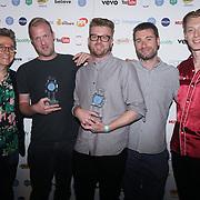 The Brewery,London,England,UK. 5th September 2017. Winner