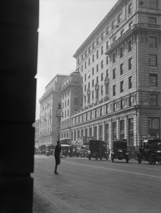 Devonshire House, Piccadilly, London, 1928