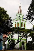 Santa Maria de Jetiba_ES, Brasil...Igreja Luterana em Santa Maria de Jetiba...Lutheran Church in Santa Maria de Jetiba...Foto: LEO DRUMOND / NITRO