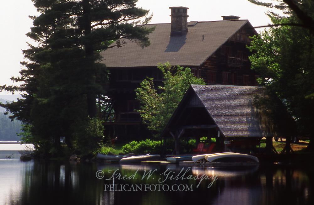 Sagamore Lake, Great Camp Sagamore, Adirondacks