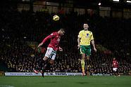 2012 Norwich City v Man United
