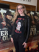 NO FEE PICTURES<br /> 22/8/19 Sarah Cleary at the Irish Preview screening of Never Grow Old at the Savoy cinema in Dublin Picture: Arthur Carron