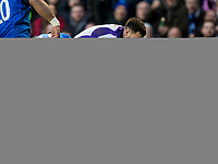 Rugby Union - 2017 Autumn Internationals - Scotland vs. Samoa<br /> <br /> Alex Dunbar of Scotland scores a try at Murrayfield.<br /> <br /> COLORSPORT