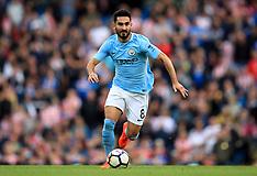 Manchester City v Stoke City - 14 October 2017