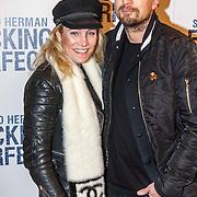 NLD/Amsterdam/20150309 - Premiere Fucking Perfect, Jetteke van Lexmond en partner