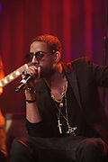 August 20, 2012-New York, NY:  Recording Artist Ryan Leslie performs at the Idle Warship Concert featuring Talib Kweli & Res Produced by Jill Newman Productions and held at the Highline Ballroom on August 19, 2012 in New York City. A collaboration between longtime friends, hip-hop luminary Talib Kweli and critically acclaimed soulful singer and songwriter Res, Idle Warship is a perfect example of how a whole can become greater than the sum of its parts. Idle Warship was born out of sheer experimentation in the studio and have become one of the premiere live bands in the U.S. (Terrence Jennings)
