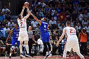 Krzysztof Sulima Aradori Pietro<br /> Nazionale Italiana Maschile Senior - <br /> 2019 FIBA World Cup Qualifiers<br /> Italia - Polonia, Italy - Poland<br /> FIP 2018<br /> Bologna, 14/09/2018<br /> Foto Gennaro Masi / Ciamillo-Castoria