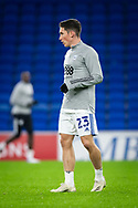 Cardiff City's Harry Wilson (23) during the pre-match warm-up at the EFL Sky Bet Championship match between Cardiff City and Barnsley at the Cardiff City Stadium, Cardiff, Wales on 3 November 2020.