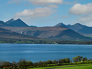 A view of Lough Lein and Carrauntoohill Mountainin Killarney National Park, Ireland.<br /> Picture by Don MacMonagle - macmonagle.com