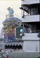 AT&T Global Olympic Village Tech Booths Production Tower Atlanta 1976