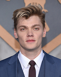 Wesley Wong at the 'Pacific Rim Uprising' Global Premiere event at Chinese Theatre on March 21, 2018 in Hollywood, CA. 21 Mar 2018 Pictured: Levi Meaden. Photo credit: O'Connor/AFF-USA.com / MEGA TheMegaAgency.com +1 888 505 6342