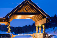 Assignment shoot for the Homestead Development near Whitefish Montana