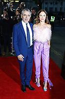 Rowan Atkinson, Olga Kurylenko, Johnny English Strikes Again - Special screening, Curzon Mayfair, London, UK, 03 October 2018, Photo by Richard Goldschmidt