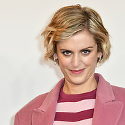 Denise Gough Arrives at The Kid Who Would Be King on 3 February 2019 at ODEON Luxe Leicester Square, London, UK.