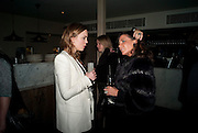 MELISSA GEORGE; CAMILLA OLSON, InStyle Best Of British Talent , Shoreditch House, Ebor Street, London, E1 6AW, 26 January 2011