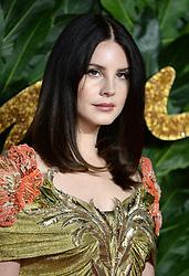 Lana Del Rey attending the Fashion Awards in association with Swarovski held at the Royal Albert Hall, Kensington Gore, London