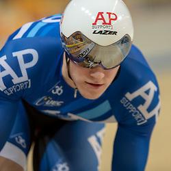 27-12-2018: Wielrennen: NK Baan: Apeldoorn <br /> Jeffrey Hoogland