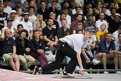 May 20, 2018 - Oslo, NORWAY - 180520 Petter Brunvatne of Norway competes in the men's street skateboard nordic qualifier during X Games Norway on May 20, 2018 in Oslo.Photo: Fredrik Varfjell / BILDBYRÃ…N / kod FV / 150099 (Credit Image: © Fredrik Varfjell/Bildbyran via ZUMA Press)