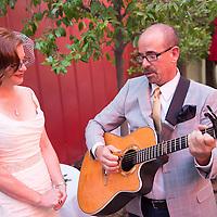 Sheryl Wirken & Bob Frank Ojai Wedding Ceremony