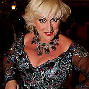 NLD/Noordwijk/20100502 - Gerard Joling 50ste verjaardag, Karin Bloemen