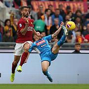 20191102 Calcio, Serie A : Roma vs Napoli