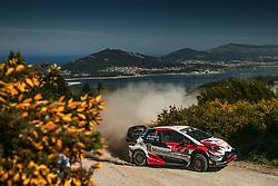 May 18, 2018 - Portugal - LATVALA. (Credit Image: © Panoramic via ZUMA Press)