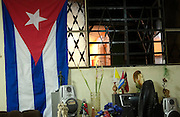 August 6, 2016-Havana-Republic of Cuba: Amidst the hustle of this transitioning city and always moving forward, Havana holds the notion of an evolving city on the cusp of new discovery for many Americans who have wondered what does a communist state looks like. Everyday Cuba! provides a glimpse of a socialist sate in transition to a more economically robust country bent changing its predicament. Arriving on the world stage is only a first step in dealing with progress.  (Terrence Jennings/terrencejennings.com)
