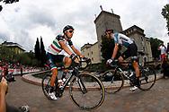 Fabio Aru (ITA - UAE Team Emirates) during the 101th Tour of Italy, Giro d'Italia 2018, stage 17, Riva del Garda - Iseo 155 km on May 23, 2018 in Italy - Photo Luca Bettini / BettiniPhoto / ProSportsImages / DPPI