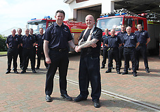 Trevor Moyce Isle of Wight Fire Figther