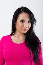 Ana Kersnik na izboru za Miss Sporta Slovenije 2014, on January 14, 2014 in Ljubljana, Slovenia. Photo by Vid Ponikvar / Sportida