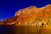 Gunsight Butte, Lake Powell, Glen Canyon National Recreation Area, Arizona/Utah border USA