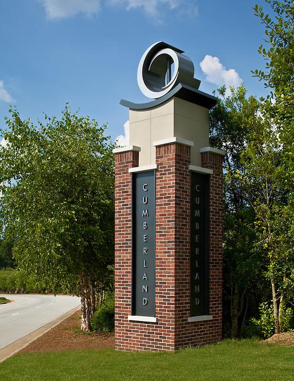 Cumberland CID Signage 02 - Marietta, GA