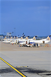 Continental Airlines Airplanes