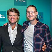 NLD/Halfweg20190829 - Seizoenspresentatie RTL 2019 / 2020, Luuk Ikink en Beau van Erven Dorens