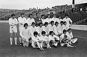 08.08.1971 Football All Ireland Junior Semi Final Mayo Vs Tyrone.Tyrone  All Ireland Minor Football Semi-Final. Meath v Tyrone. Croke Park, Dublin, 1972
