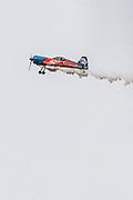 Repsol plane in timeout
