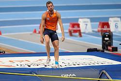 06-03-2011 ATHELETICS: EUROPEAN ATHLETICS INDOOR CHAMPIONSHIPS: PARIS<br /> European Athletics Indoor Championships Paris / Ingmar Vos<br /> © Ronald Hoogendoorn Photography