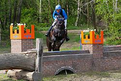 Donckers Karin, BEL, Nolimit VDB Z<br /> Nationale LRV-Eventingkampioenschap Minderhout 2017<br /> © Hippo Foto - Kris Van Steen<br /> 30/04/17